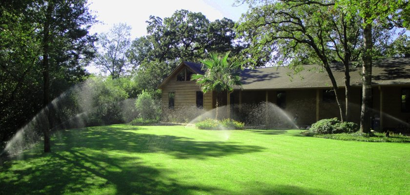 Irrigation System Installation & Repair